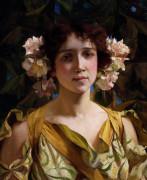 Springtime by Francis Coates Jones
