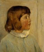 My Little Daughter by Julian Alden Weir