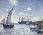 Port de Cette Les Tartanes