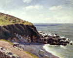 Lady's Cove - Langland Bay - Morning by Christie's Images