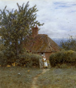 Near Haslemere by Helen Allingham