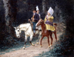 An Afternoon In The Woods by Jean Richard Goubie