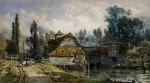 Maple Durham Mill by George Arthur Fripp