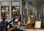 An Allegory Of Europe by Jan van Kessel