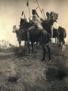 Spirit Of The Past by Edward S. Curtis