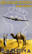 Sabena, Belgique-Congo by Christie's Images