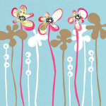 Long Stems by Louise Cunningham