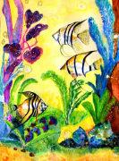 Angel Fish by Luisa Gaye Ayre