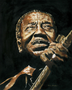 Muddy Waters by John Wilsher