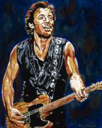 Bruce Springsteen by John Wilsher