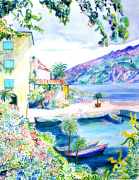 Lake Garda Italy by Luisa Gaye Ayre