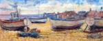 Aldeburgh Beach Looking South