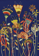 Night Garden by Louise Cunningham