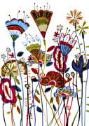 Day Garden by Louise Cunningham