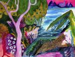 Leopard Lost by Luisa Gaye Ayre
