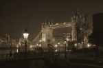 Old Timer Tower Bridge by Christopher Holt