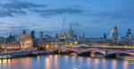The City of London by Christopher Holt