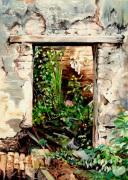 La Casa en Ruinas by James Knowles