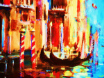 Venetian Colours 2 by Martin Ulbricht