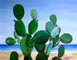 Nopal de la Mar by James Knowles