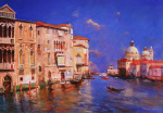 The Grand Canal by Martin Ulbricht