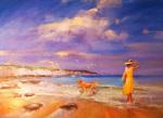 Summer Breeze by Martin Ulbricht