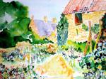 The Old Barn by Luisa Gaye Ayre