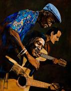 Ibrahim Ferrer Barbarito Torres Juan de Marcos Gonzalez by John Wilsher