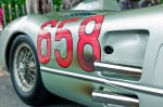 Mercedes SLR 1955 by Marc Lickfett