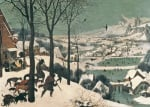 Hunters in the Snow - February 1565
