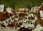 Massacre of the Innocents, 1565 by Pieter Brueghel The Elder