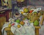 Still Life with Fruit Basket