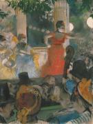 Cafe Concert at Les Ambassadeurs 1876