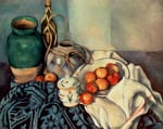 Still Life with Apples, 1893 by Paul Cezanne