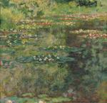 The Waterlily Pond 1904