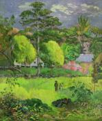 Landscape, 1901 by Paul Gauguin