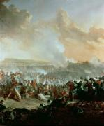 The Battle of Waterloo, 18th June 1815 by Denis Dighton