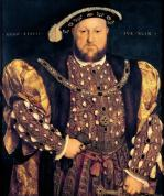 Portrait of Henry VIII aged 49 1540