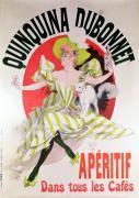 Quinquina Dubonnet aperitif 1895