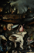 The Garden of Earthly Delights: Hell c.1500