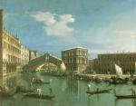 The Rialto Bridge Venice