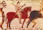 Bayeaux Tapestry - detail II by English or French School