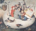 The Concert in the Egg by Hieronymus Bosch