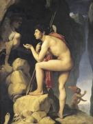 Oedipus and the Sphinx 1808 by Jean-Auguste-Dominique Ingres