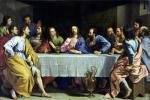 The Last Supper 1648 by Philippe de Champaigne