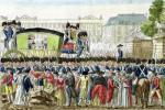 Return of the French Royal Family to Paris by French School