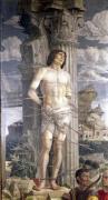St. Sebastian 1481 by Andrea Mantegna