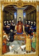 The author Guillaume Caoursin Vice Chancellor of the Order of St. John of Jerusalem by Anonymous