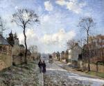 The Road to Louveciennes 1872