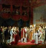 The Marriage of Napoleon I and Marie Louise 1810 by Georges Rouget